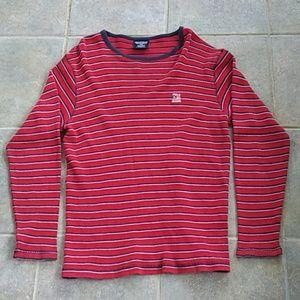 Polo by Ralph Lauren striped long sleeve shirt